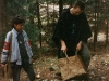 """3.3.1998 \""""DOBYTÍ KRAJE SEVERNÍCH SKAL\"""" (KRONIKA VIII.) - ZVÍKOV, HREJKOVÁK."""